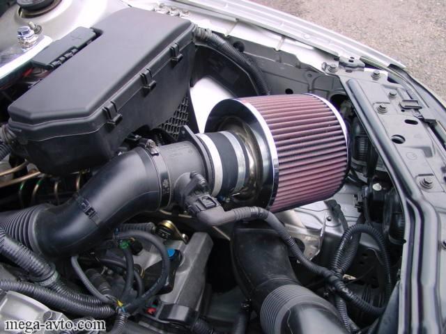 Воздушный фильтр для авто